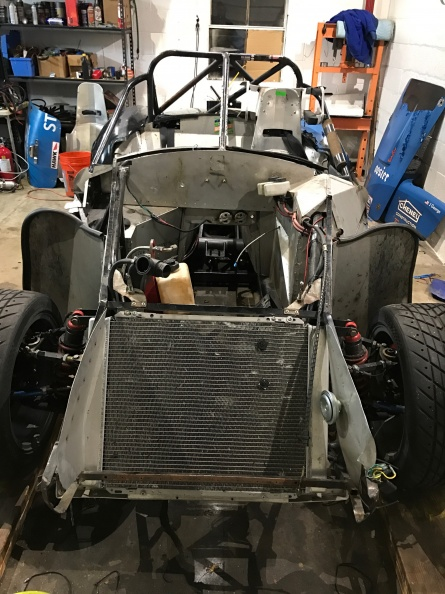 Ffr 48 2005 Factory Five Challenge Car Rolling Chassis For Sale 15k