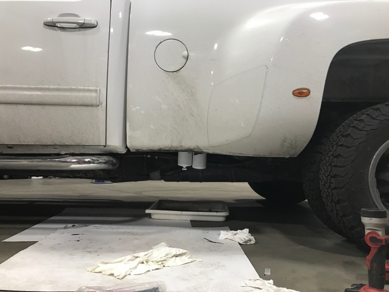 LML: FASS lift pump install - Diesel Place : Chevrolet and